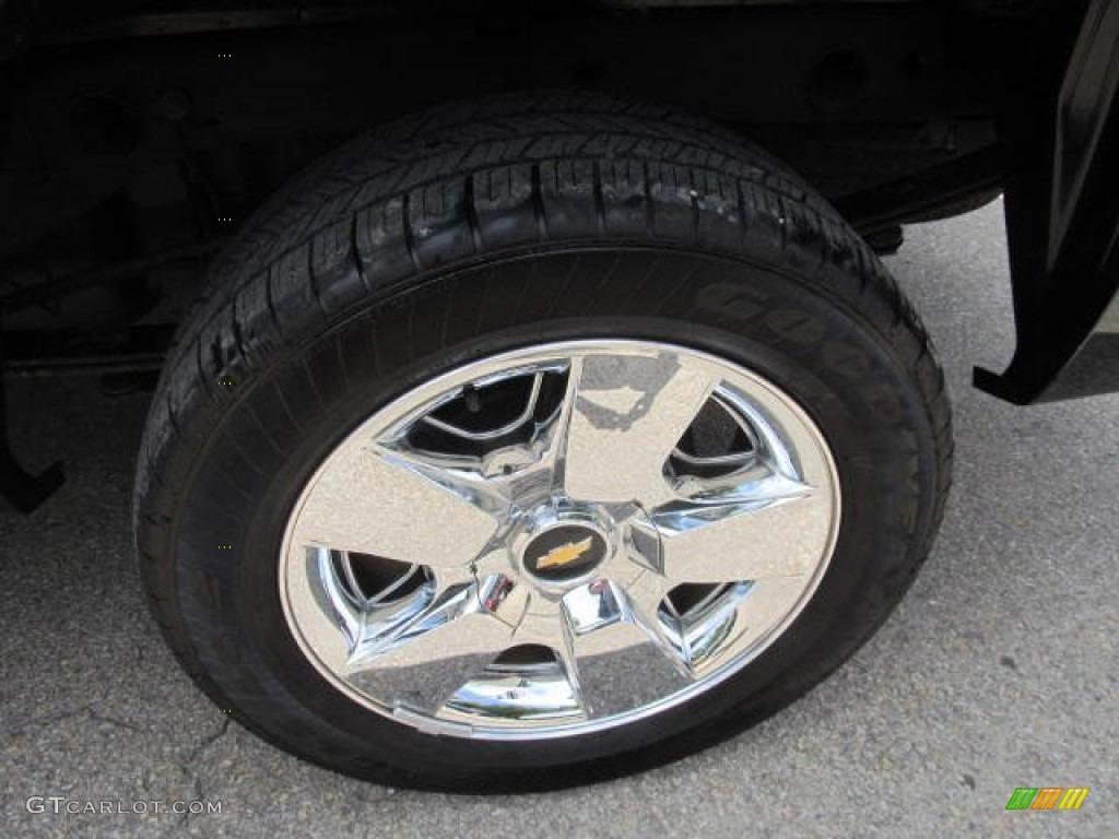 2011 Silverado 1500 LT Regular Cab 4x4 - Black / Light Titanium/Ebony photo #3