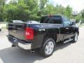 2011 Black Chevrolet Silverado 1500 LT Regular Cab 4x4  photo #8