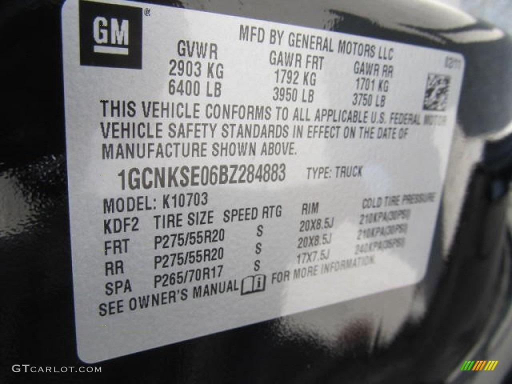2011 Silverado 1500 LT Regular Cab 4x4 - Black / Light Titanium/Ebony photo #19