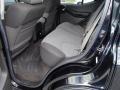 2006 Nissan Xterra Steel/Graphite Interior Rear Seat Photo