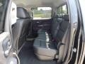Jet Black Rear Seat Photo for 2014 GMC Sierra 1500 #84010350