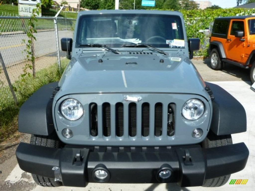 2014 Anvil Jeep Wrangler Unlimited Sport S 4x4 83991026 Photo 7