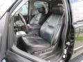 Ebony Black 2007 GMC Yukon Interiors