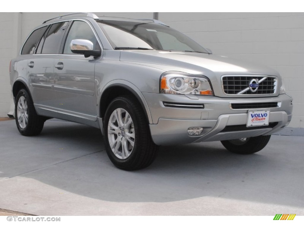 2014 electric silver metallic volvo xc90 3 2 83991294 car color galleries. Black Bedroom Furniture Sets. Home Design Ideas