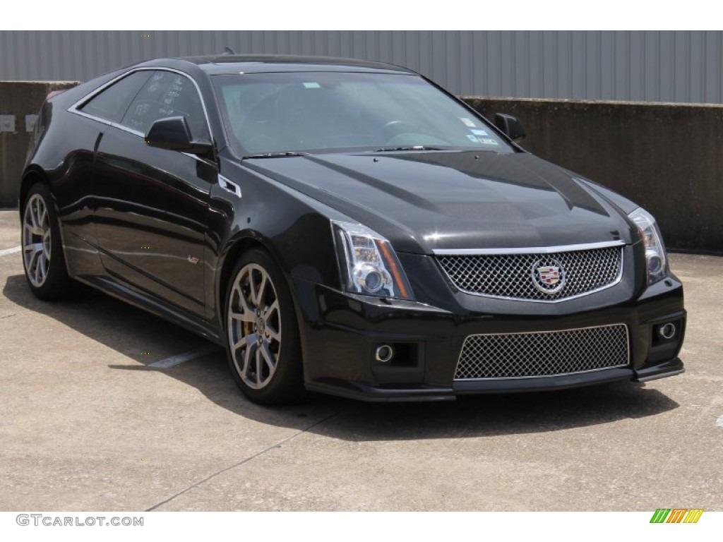 2012 cadillac cts v coupe exterior photos. Black Bedroom Furniture Sets. Home Design Ideas