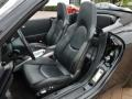 Black Front Seat Photo for 2007 Porsche 911 #84038013