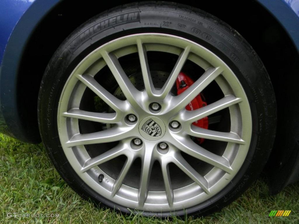 2006 Porsche Cayman S Wheel Photo 84040608 Gtcarlot Com