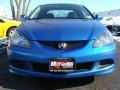 2006 Vivid Blue Pearl Acura RSX Type S Sports Coupe  photo #2