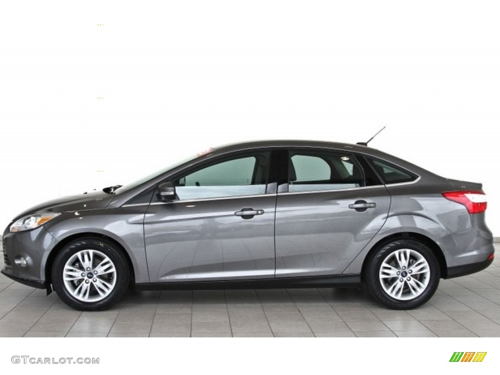 Sterling Grey Me...2009 Ford Focus Sel Specs