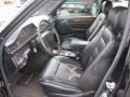 Black Interior Photo for 1995 Mercedes-Benz E #84059849