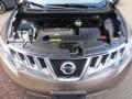 2010 Tinted Bronze Metallic Nissan Murano SL AWD  photo #24