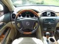 Cashmere/Cocoa Dashboard Photo for 2008 Buick Enclave #84063683