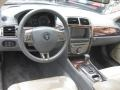 2008 Jaguar XK Ivory/Slate Interior Dashboard Photo