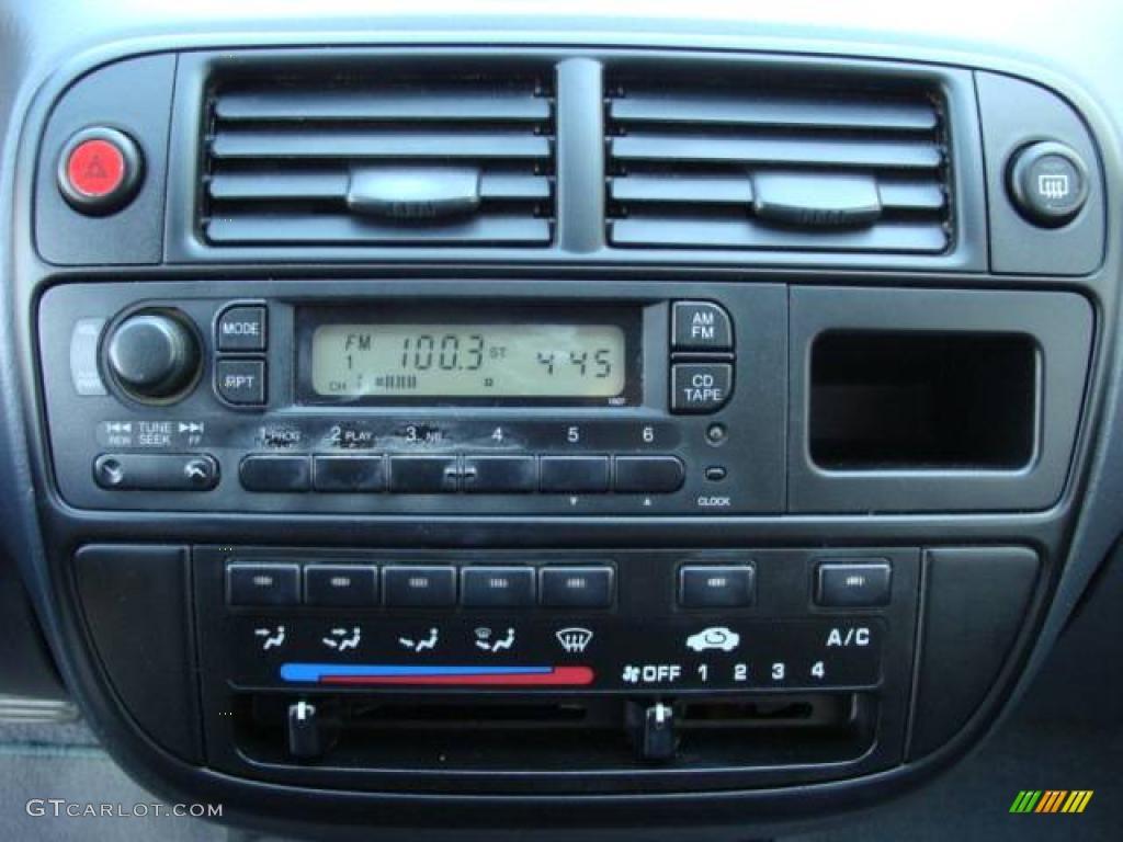 1998 flamenco black pearl honda civic dx hatchback 8401800 photo 13 car color. Black Bedroom Furniture Sets. Home Design Ideas