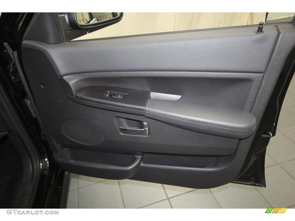 2008 Jeep Grand Cherokee Srt8 4x4 Door Panel Photos