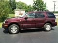 Dark Cherry Metallic 2007 Mercury Mountaineer AWD