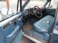 1984 Dark Blue Chevrolet C10 Scottsdale  photo #6