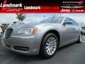 Billet Silver Metallic 2011 Chrysler 300