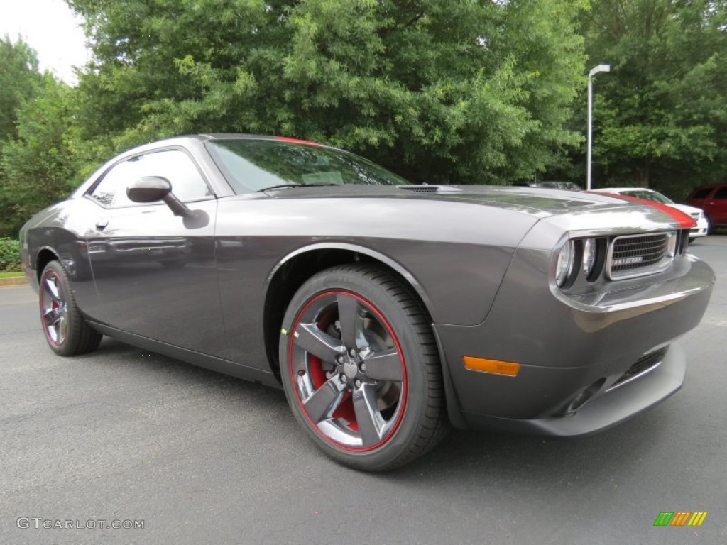 2013 granite crystal metallic dodge challenger rallye. Black Bedroom Furniture Sets. Home Design Ideas