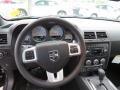 2013 Granite Crystal Metallic Dodge Challenger Rallye Redline  photo #7