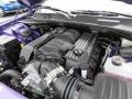 2013 Dodge Challenger 6.4 Liter SRT HEMI OHV 16-Valve VVT V8 Engine Photo