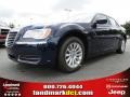 2013 Jazz Blue Pearl Chrysler 300  #84093025
