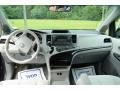 2012 Predawn Gray Mica Toyota Sienna   photo #14