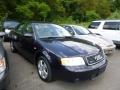Ming Blue Pearl Effect 2003 Audi A6 3.0 quattro Sedan Exterior