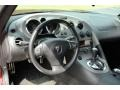 2009 Pontiac Solstice Ebony Interior Dashboard Photo