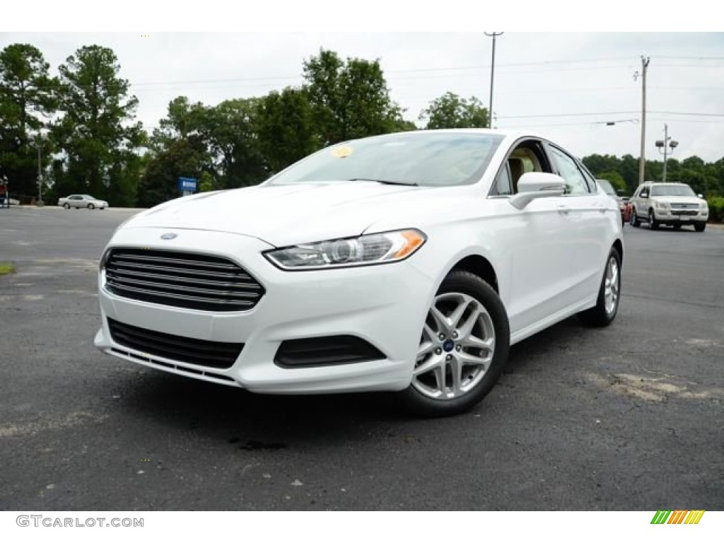 2013 Ford Fusion Se Exterior Photos