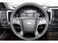 Jet Black/Dark Ash Steering Wheel Photo for 2014 Chevrolet Silverado 1500 #84134702
