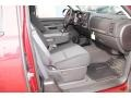2013 Deep Ruby Metallic Chevrolet Silverado 1500 LT Extended Cab 4x4  photo #6