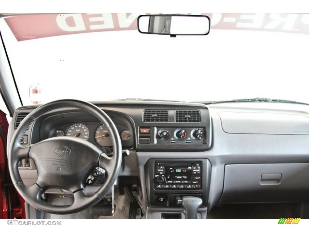 2000 Nissan Frontier Se Crew Cab Dashboard Photos