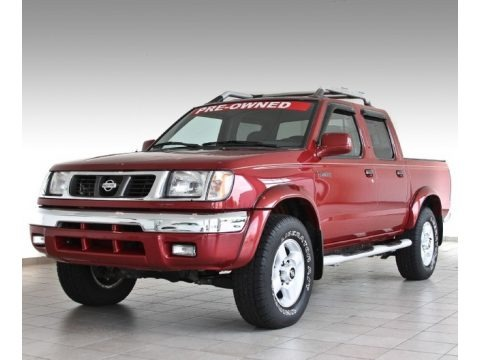 2000 Nissan Frontier SE Crew Cab Data, Info And Specs