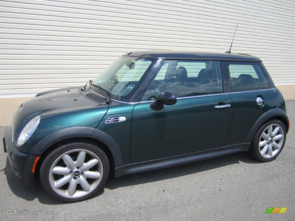 2005 mini cooper s hardtop exterior photos. Black Bedroom Furniture Sets. Home Design Ideas