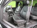 Ebony Front Seat Photo for 2011 Chevrolet Silverado 1500 #84173160