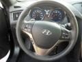 2013 Black Noir Pearl Hyundai Genesis Coupe 2.0T Premium  photo #14