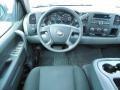 2012 Blue Granite Metallic Chevrolet Silverado 1500 LS Crew Cab  photo #6
