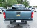 2012 Blue Granite Metallic Chevrolet Silverado 1500 LS Crew Cab  photo #7