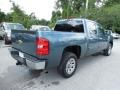 2012 Blue Granite Metallic Chevrolet Silverado 1500 LS Crew Cab  photo #8