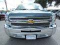 2012 Blue Granite Metallic Chevrolet Silverado 1500 LS Crew Cab  photo #13