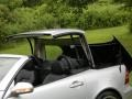 2001 Brilliant Silver Metallic Mercedes-Benz SLK 230 Kompressor Roadster  photo #21