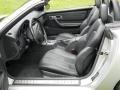 2001 Brilliant Silver Metallic Mercedes-Benz SLK 230 Kompressor Roadster  photo #45