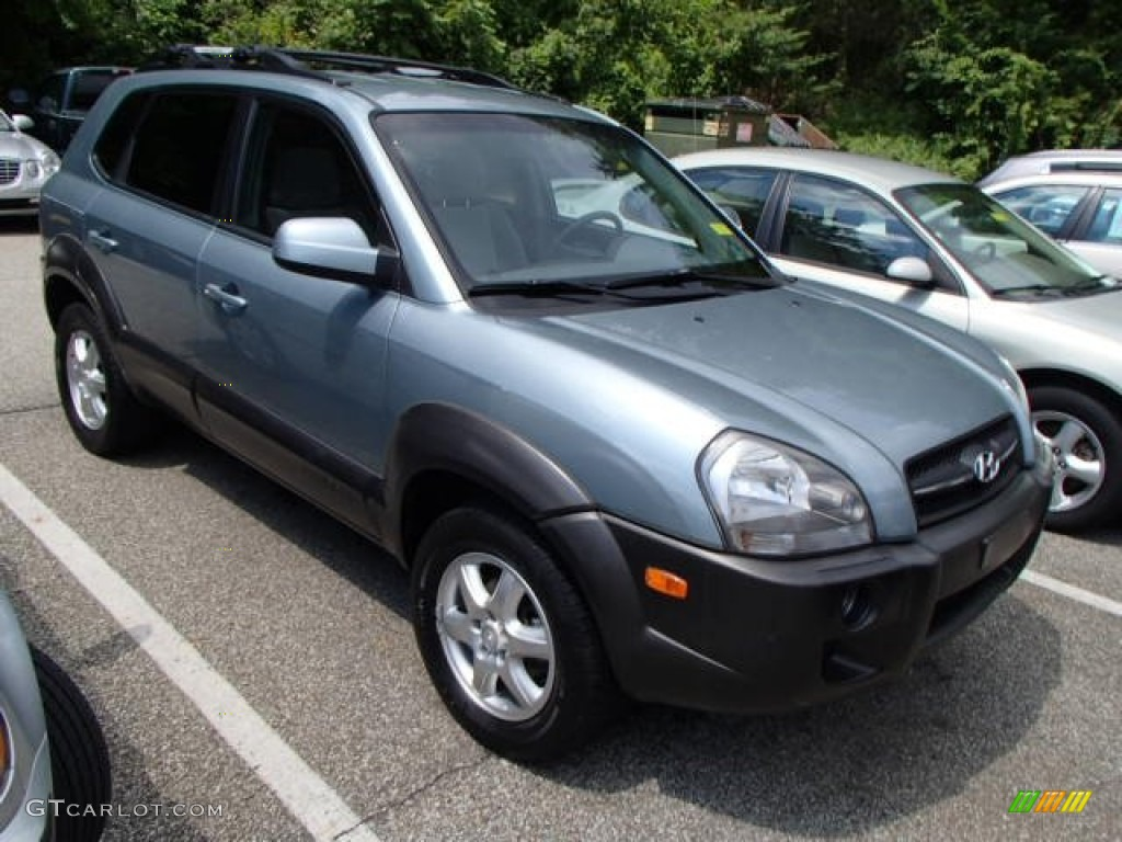 2005 hyundai tucson gls v6 4wd exterior photos. Black Bedroom Furniture Sets. Home Design Ideas