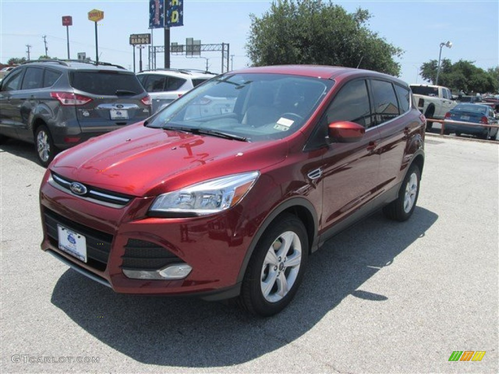 2014 Escape SE 1.6L EcoBoost - Sunset / Medium Light Stone photo #1