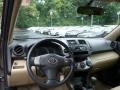 Sand Beige Dashboard Photo for 2011 Toyota RAV4 #84195620