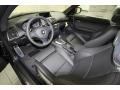 2013 BMW 1 Series Black Interior Interior Photo