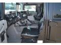2003 H1 Wagon Cloud Gray Interior