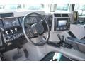 Dashboard of 2003 H1 Wagon