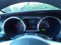 2009 Ford Mustang Dark Charcoal Interior Gauges Photo